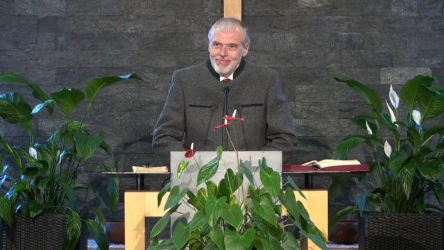 """6.3.Paulus schreibt seinen letzten Brief – """"GETREU BIS IN DEN TOD"""" von DAS WIRKEN DER APOSTEL   Pastor Mag. Kurt Piesslinger"""