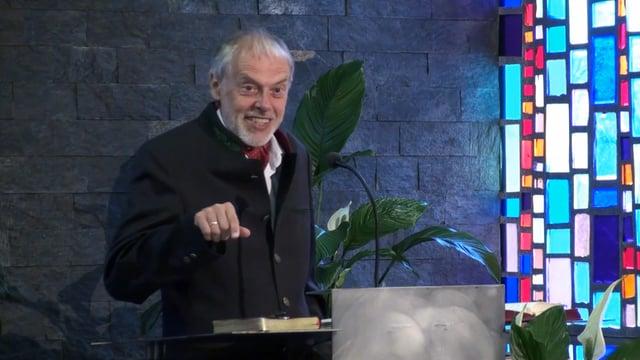 BILDER VOM REICHE GOTTES – 13.Der verlorene Sohn | Pastor Mag. Kurt Piesslinger
