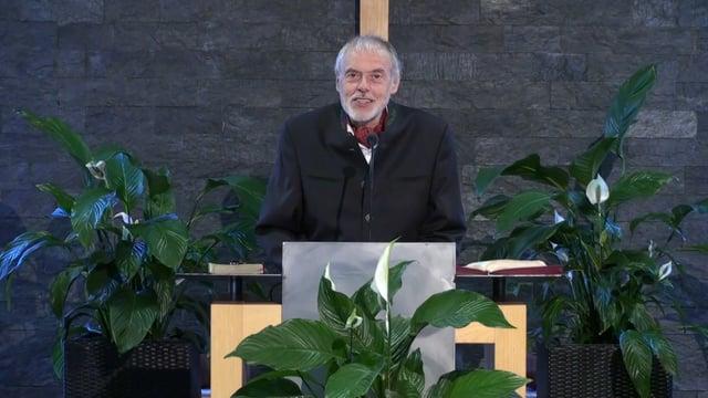BILDER VOM REICHE GOTTES – 14.Der unfruchtbare Feigenbaum | Pastor Mag. Kurt Piesslinger