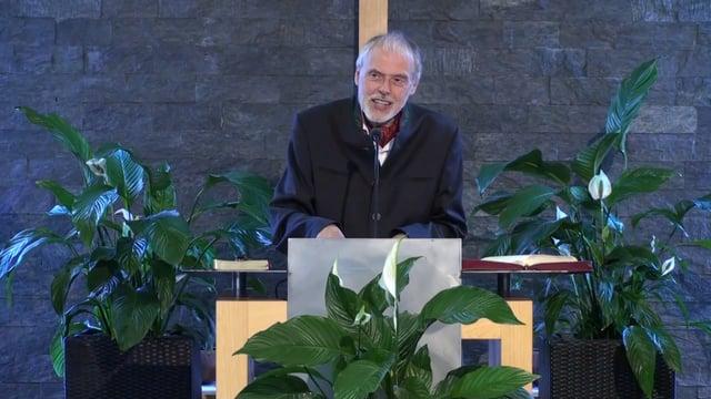 BILDER VOM REICHE GOTTES – 18.Die große Kluft | Pastor Mag. Kurt Piesslinger