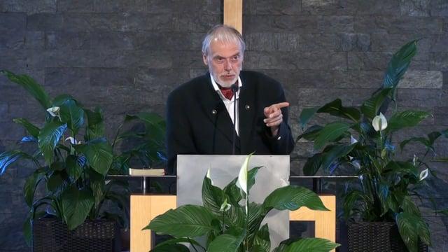 BILDER VOM REICHE GOTTES – 20.Gottes Weinberg | Pastor Mag. Kurt Piesslinger