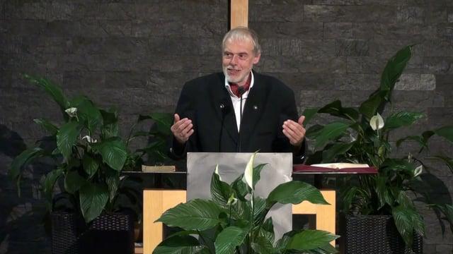 BILDER VOM REICHE GOTTES – 22.Die anvertrauten Zentner | Pastor Mag. Kurt Piesslinger