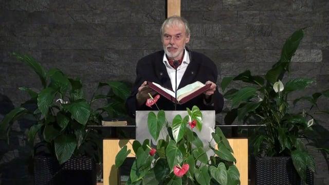 BILDER VOM REICHE GOTTES – 26.Dem Bräutigam entgegen | Pastor Mag. Kurt Piesslinger