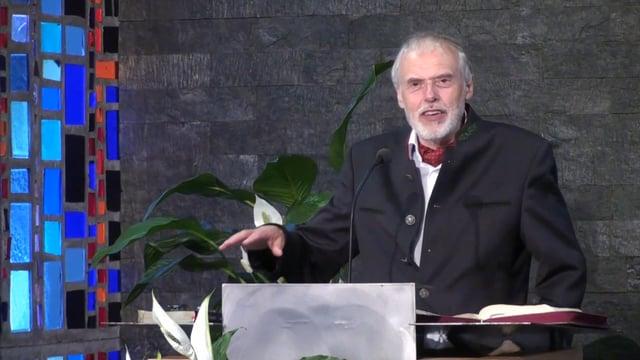 BILDER VOM REICHE GOTTES – 3.Das Unkraut   Pastor Mag. Kurt Piesslinger