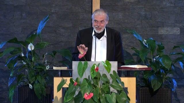 BILDER VOM REICHE GOTTES – 6.Der verborgene Schatz   Pastor Mag. Kurt Piesslinger