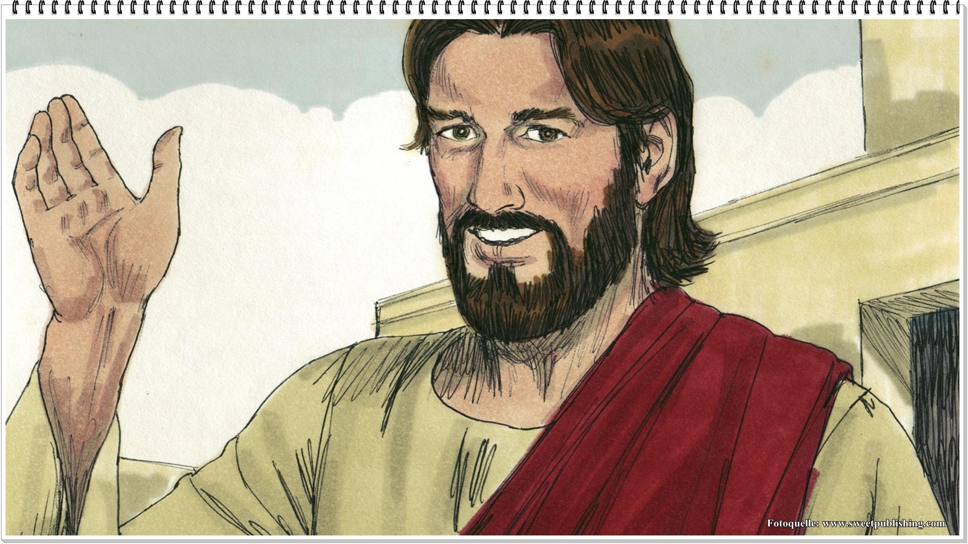 Jesus | Dipl.Päd. Erika Piesslinger