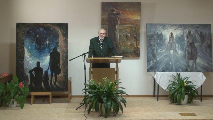 DIE PASSION JESU : Die Einführung | Pastor Mag. Kurt Piesslinger