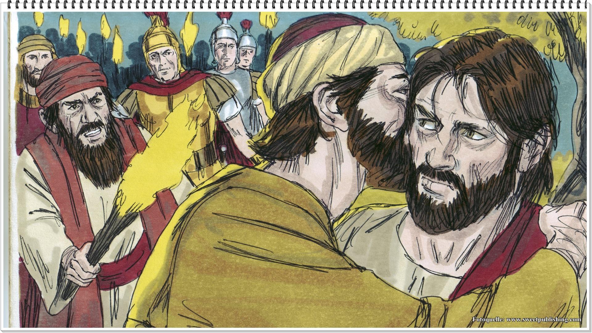 Judas | Dipl.Päd. Erika Piesslinger