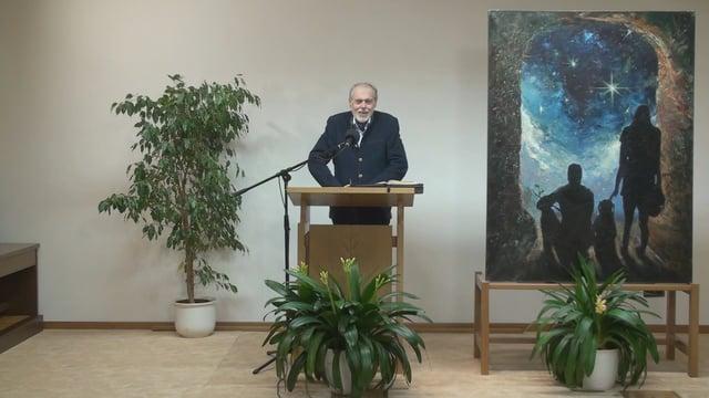 DIE PASSION JESU : 2.Die Tempelreinigung | Pastor Mag. Kurt Piesslinger