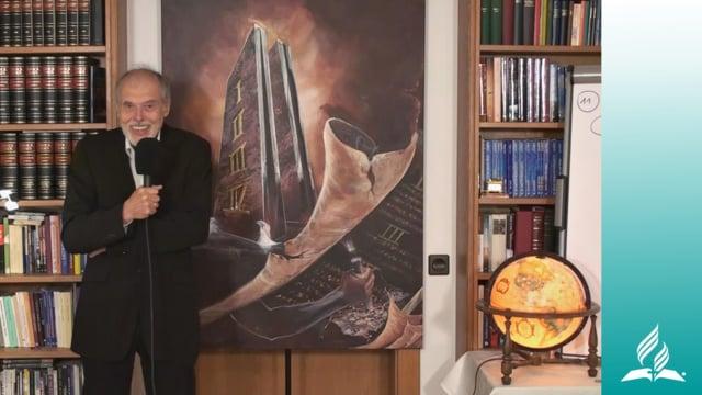11.5 Der Sabbat als Siegel – GOTTES SIEGEL ODER MALZEICHEN DES TIERES | Pastor Mag. Kurt Piesslinger