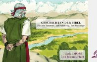 GESCHICHTEN DER BIBEL: 7.16 Bileams Fluch – 7.MOSE | Pastor Mag. Kurt Piesslinger