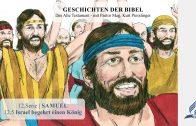 GESCHICHTEN DER BIBEL: 12.5 Israel begehrt einen König – 12.SAMUEL | Pastor Mag. Kurt Piesslinger