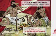 GESCHICHTEN DER BIBEL : 20.6 Die Belagerung Samarias – 20.ELISA | Pastor Mag. Kurt Piesslinger