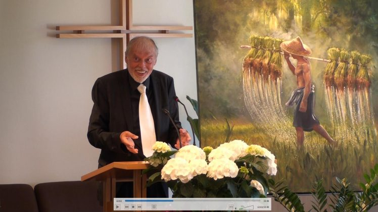 Der Schlüssel zum Himmel | Pastor Mag. Kurt Piesslinger – 01.06.2019