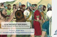 GESCHICHTEN DER BIBEL : 24.5 Jeremia und die Übriggebliebenen in Juda – 24.JEREMIA | Pastor Mag. Kurt Piesslinger
