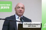 3.Prophezeiungen auf Jesus – FAKTEN ÜBER JESUS | Dr. med. univ. Klaus Gstirner