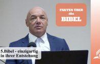 5.Bibel – einzigartig in ihrer Entstehung – FAKTEN ÜBER DIE BIBEL | Dr. med. univ. Klaus Gstirner