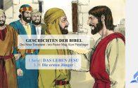GESCHICHTEN DER BIBEL: 1.11 Die ersten Jünger – 1.DAS LEBEN JESU | Pastor Mag. Kurt Piesslinger