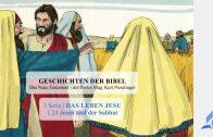 GESCHICHTEN DER BIBEL: 1.24 Jesus und der Sabbat – 1.DAS LEBEN JESU | Pastor Mag. Kurt Piesslinger