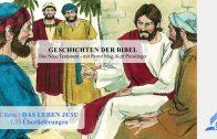 GESCHICHTEN DER BIBEL: 1.33 Überlieferungen – 1.DAS LEBEN JESU | Pastor Mag. Kurt Piesslinger